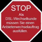 DSL-Wechsel