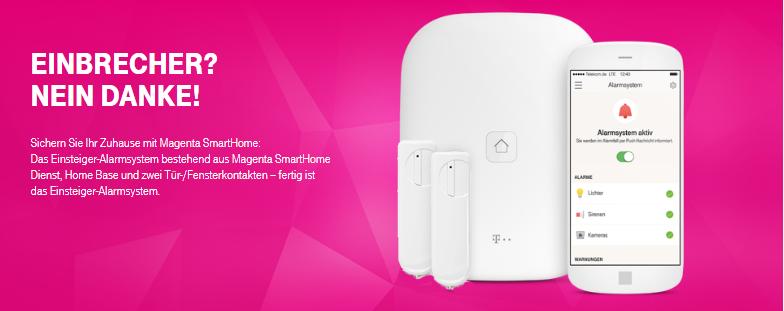 nicotel mobilfunk telekom smart home vertrag mit homebase 2. Black Bedroom Furniture Sets. Home Design Ideas