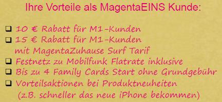Magenta Eins Banner
