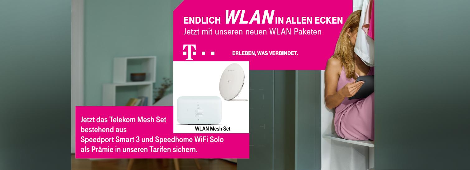 Telekom Mesh Set