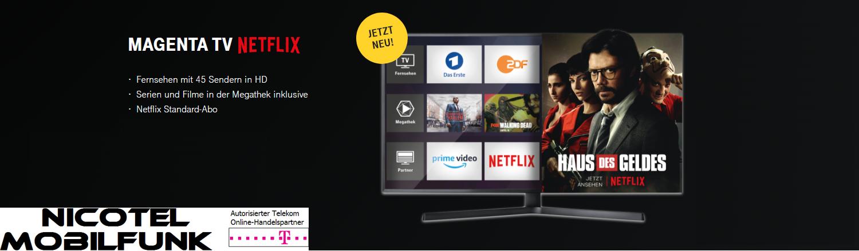 Telekom Netflix