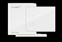 nicotel mobilfunk telekom smart home base v1 mit smart home app lizenz. Black Bedroom Furniture Sets. Home Design Ideas